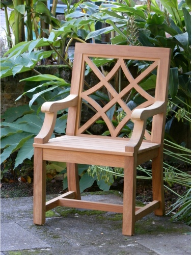 Garden Armchair - Charles Over Style