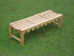Bespoke Backless Bench