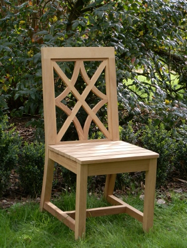 Garden Chair - Charles Over Style