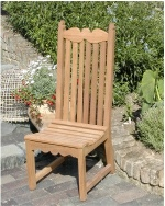 Garden Chair - Edwardian Style