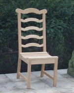 Garden Chair -  Ladderback Style