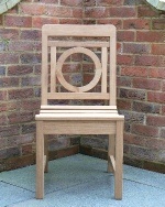Garden Chair -  Leagrave Style
