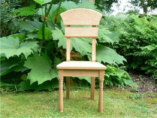 Garden Chair - Lotus Style