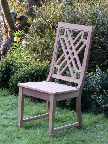 Garden Chair - The Pavilion Style