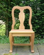 Garden Chair -  Queen Anne Style