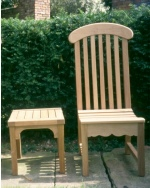 Garden Chair -  Windsor Style