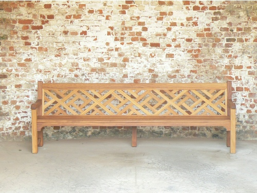 Five Seater Seat - Chinoiserie Heavy Back Style