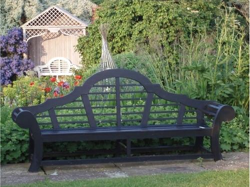 Large Garden Seat - Edo Style