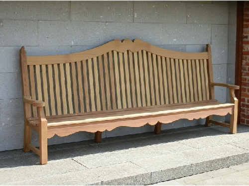 Large Garden Seat - Edwardian Style, a 5 seater seat