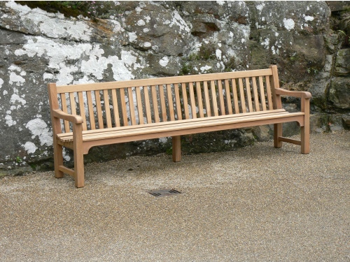 Large Seat - Slatted Five Seater Style