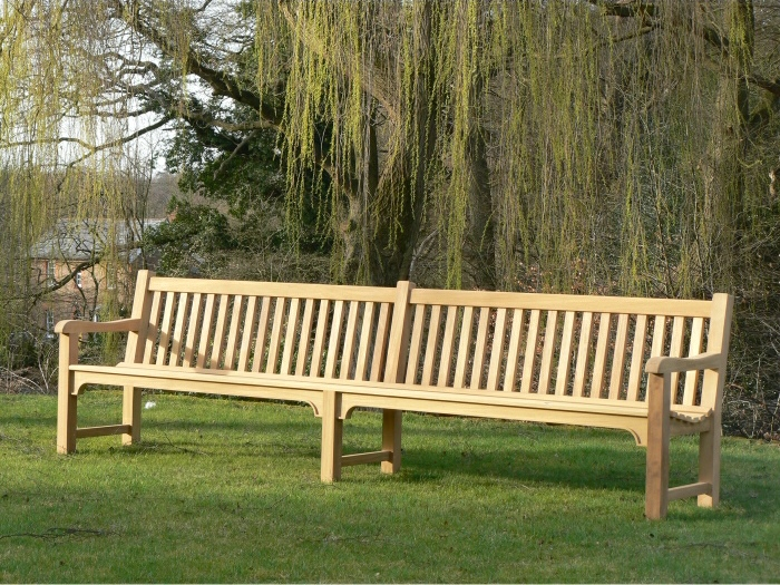 Large Seat - Slatted Six Seater Style