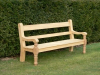 Four Seater Garden Seat - Estate Style