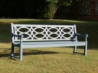 Four Seater Garden Seat - Hatfield Style