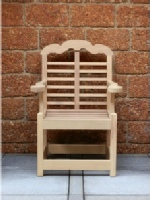 Park Chair - Double Top Rail