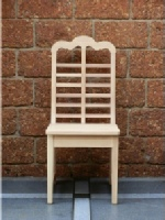 Park Chair - Single Top Rail