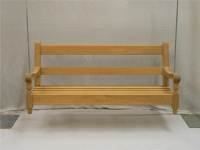 Wooden Swing Seat - Estate Style