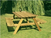 High quality picnic tables (barbecue tables)