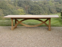 Refectory Table - Hatfield Style