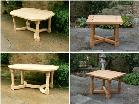 Bespoke Refectory Table - Hadham Style