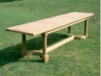 Refectory Table - Hadham Style
