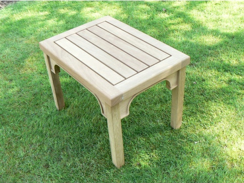 Coffee Table - Half Hadham Low Rectangular Style