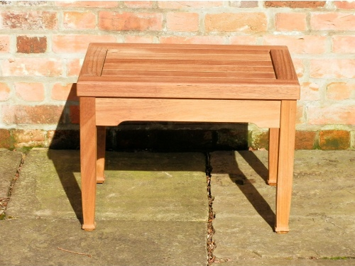 Bespoke Coffee Table - Half Hadham Low Style, with Leighton design