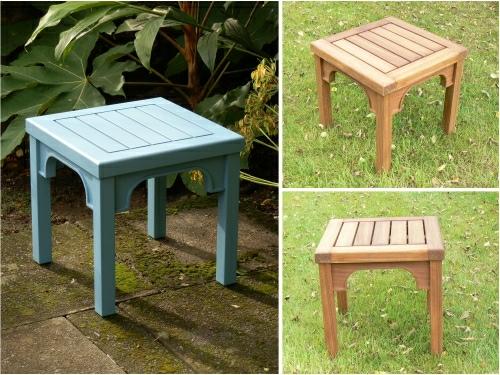 Oak / Iroko / Teak Coffee Tables