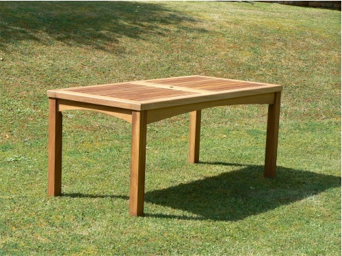 Rectangular Table - Hadham High Style, with bespoke rails