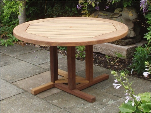 Round Table - pedestal Style