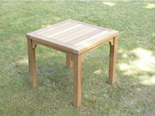 Square Table - Hadham Style, 80 x 80 cms