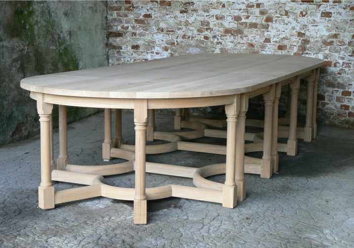 Combination tables for 12 in 1 combination table