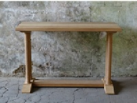 Arts & Crafts Console Table