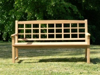 Three Seater Garden Seat - Dior Style