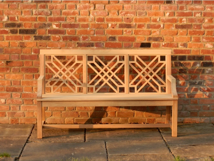 Three Seater Garden Seat - The Pavilion Style Style