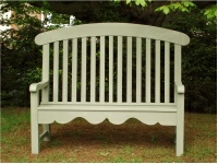 Three Seater Garden Seat - Windsor Style