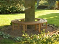 Backless Tree Seat