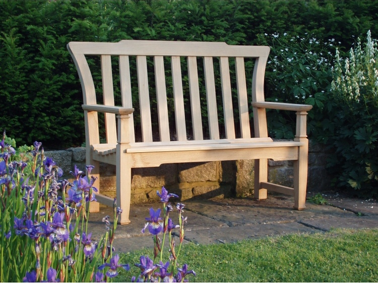 Two Seater Garden Seat - Leighton Style