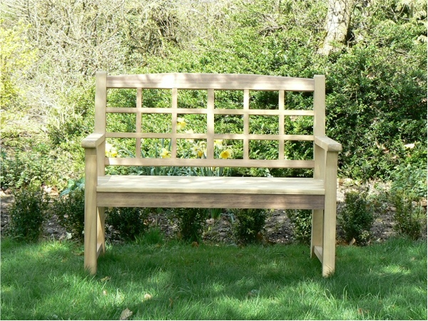 Two Seater Garden Seat - Dior Style