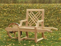 Wheelbarrow Chair - The Pavilion Style