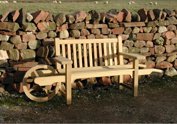 Wheelbarrow Chairs And Seats